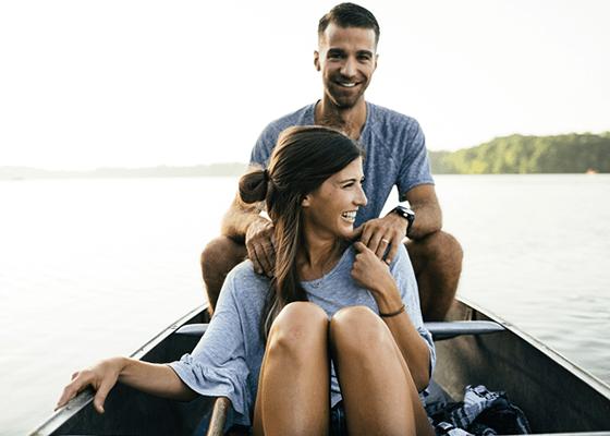 Vrouw is dating tijdens de echtscheiding